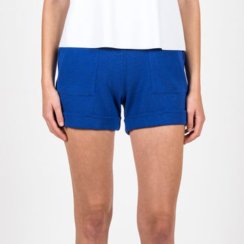 Shorts Rimini Piquee Eletric Blue