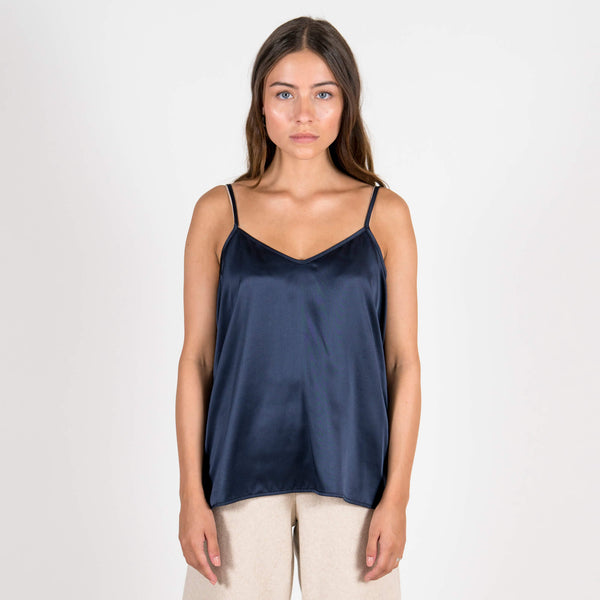 Jan 'n June Shiny Top Juliet Midnight