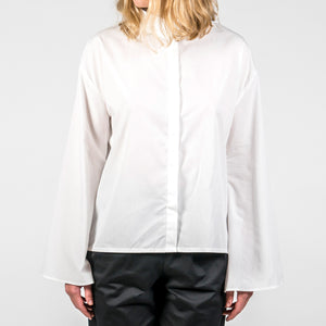 Wide Sleeve Blouse Lien