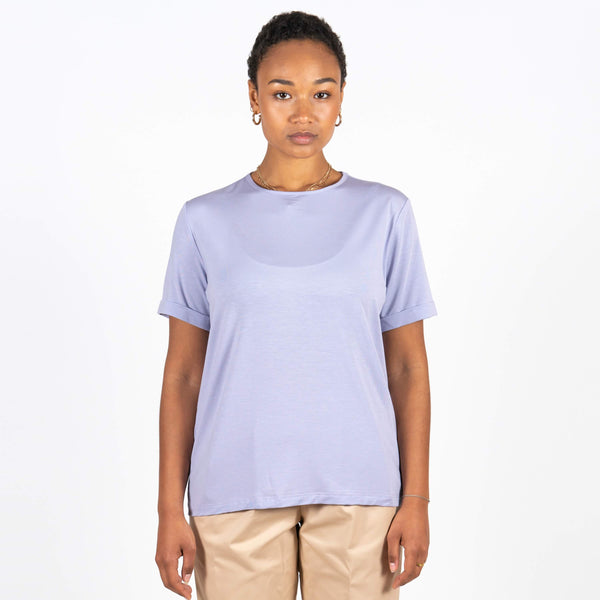 Jan 'n June Oversized T-Shirt Boy Lilac