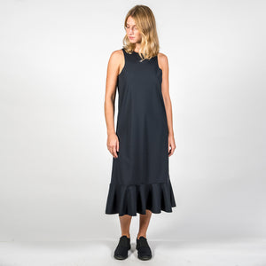 Neoprene Midi Dress Sora
