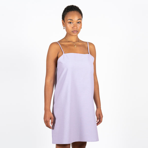 Slip Dress Capri