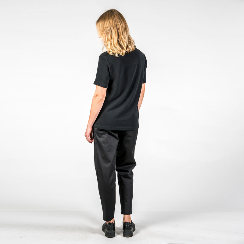 Jan 'n June Chino Pants Page Black Back