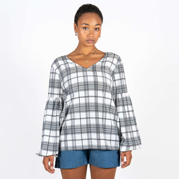 Blouse Vicenza Checked