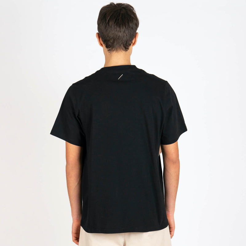 Black Buckle T-Shirt