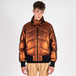 Junli Metallic Down Jacket