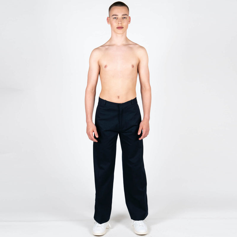Navy Twill Type II Utility Pants