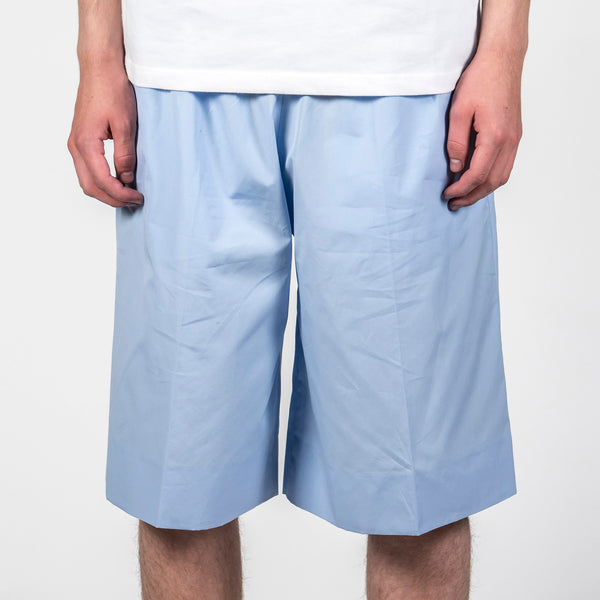 Boxer Wide Leg Shorts