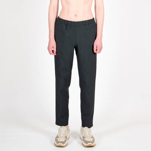 Velvet Stripe Trackpants