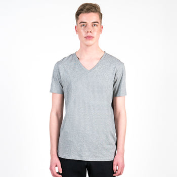 The Grey V-Neck