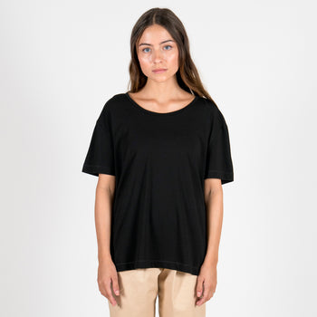 Phyne The Black Boxy T-Shirt