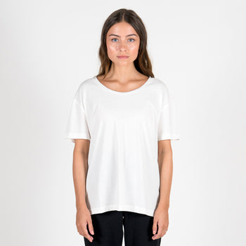 Phyne The White Boxy T-Shirt