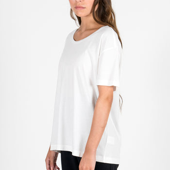 The White Boxy T-Shirt