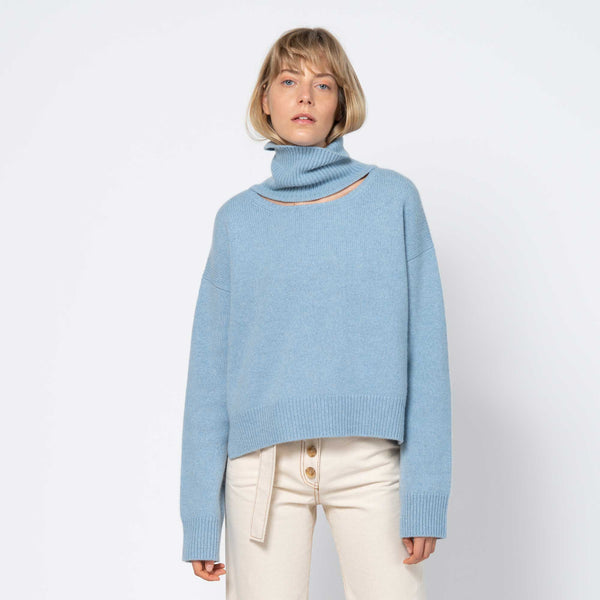 Peyton Sweater Regenerated Cashmere