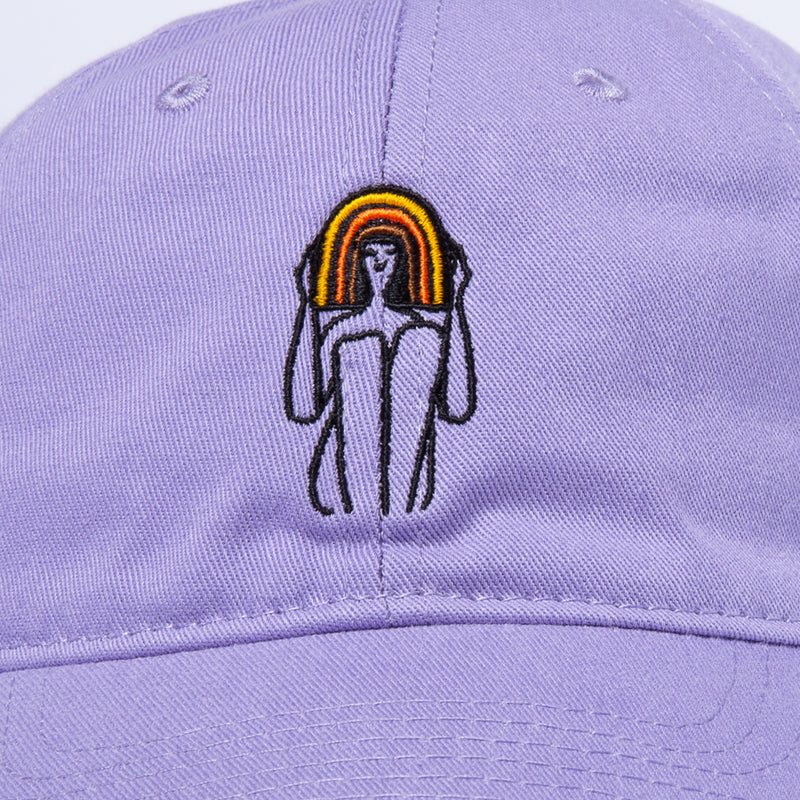 Berger Dad Hat Lilac
