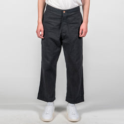Story MFG British Organic Cotton-Twill Trousers Bottom