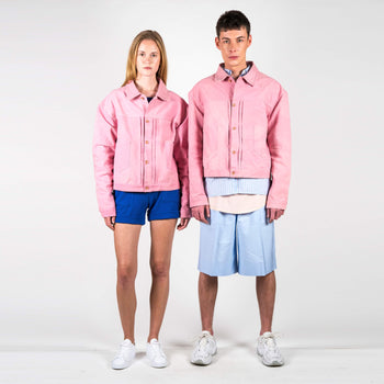 Story MFG Sundae Jacket Sappy Pink