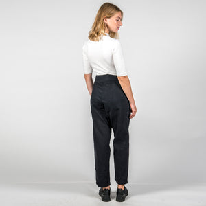 British Organic Cotton-Twill Trousers