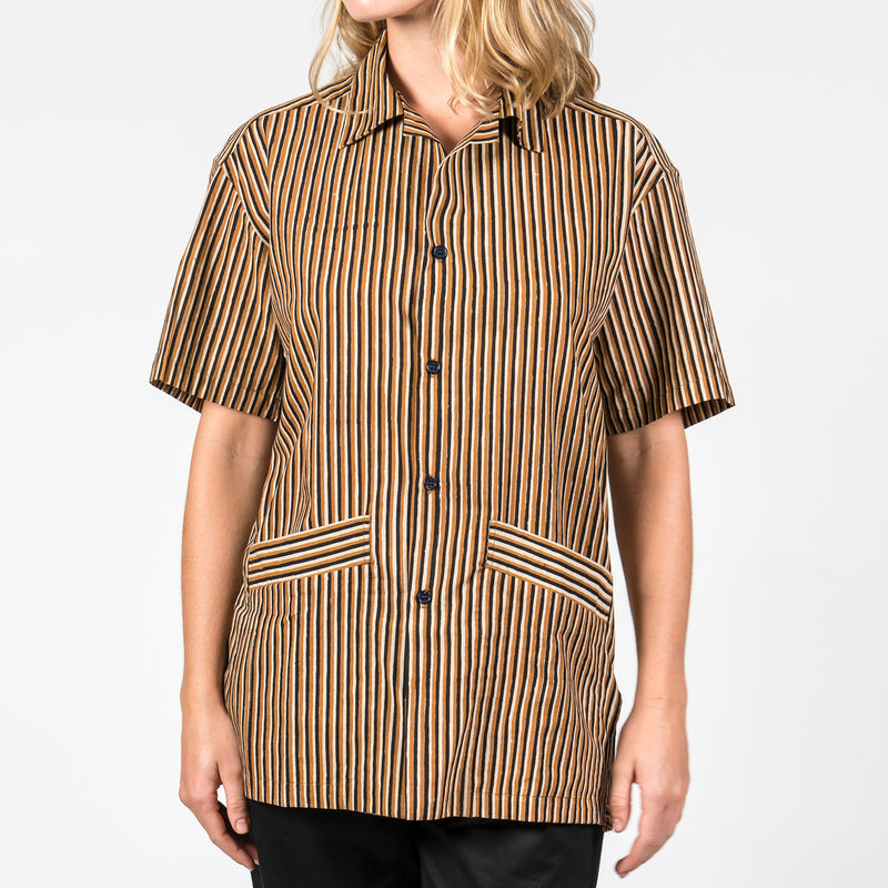 Quick Shirt Stripe Block