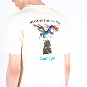 The Quiet Life Never Give Up T-Shirt