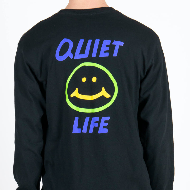The Quiet Life Smiley Longsleeve