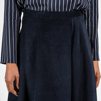 Corduroy Skirt Frieda