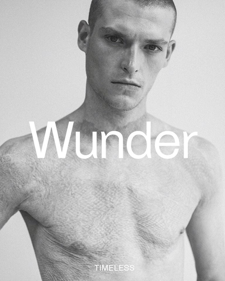 Wunder Journal Issue I Cover