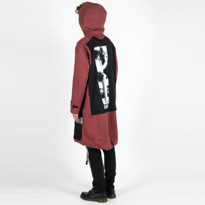 x Samizdat Patch Oversized Parka