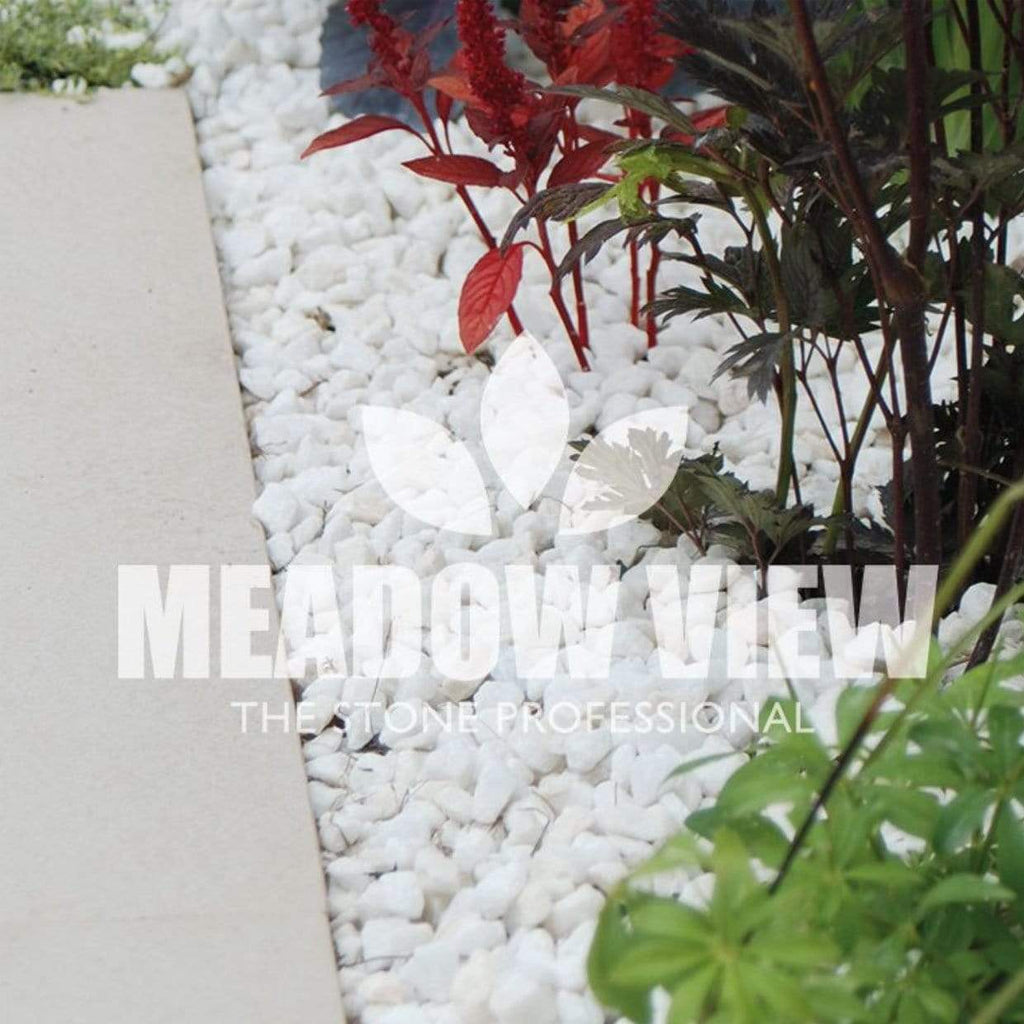 Meadow View Landscaping Alpine White c.3-8mm