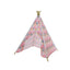 Kaemingk Garden Tents Child's Teepee Wigwam Playhouse -  Butterfly print