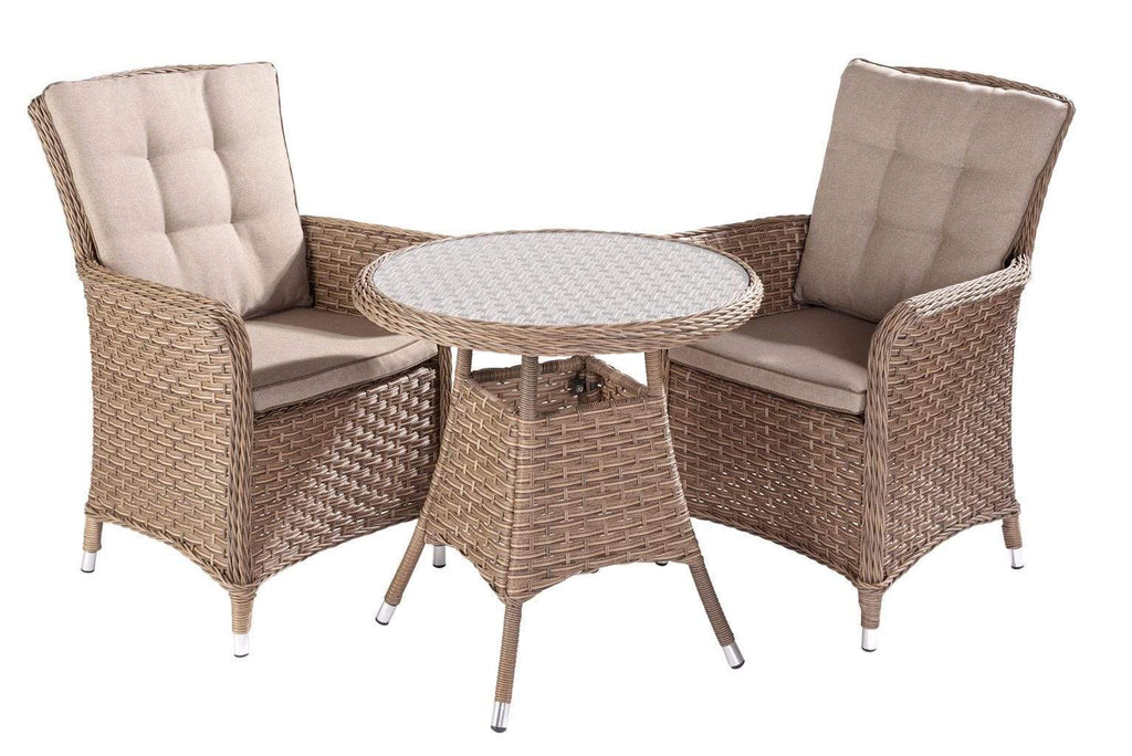 Hartman Garden Furniture Set Heritage Bistro Set