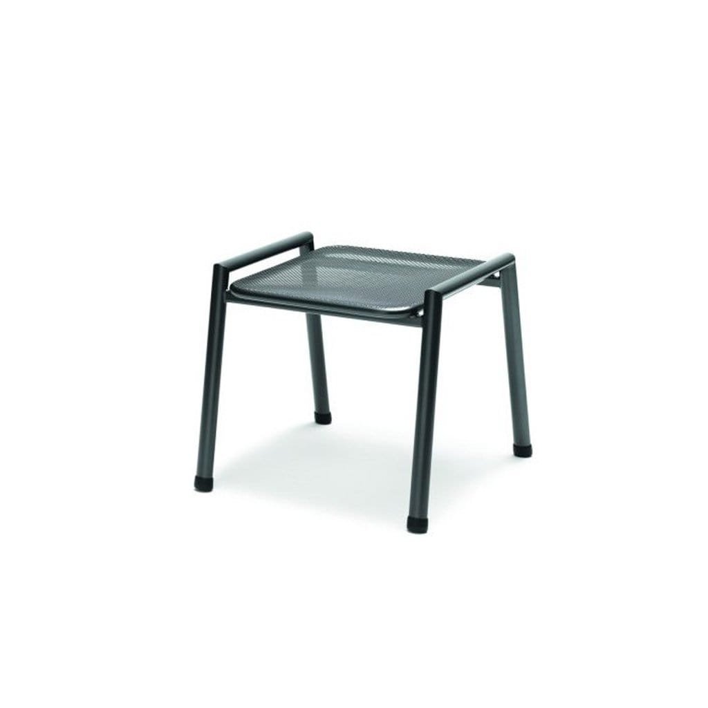 Kettler Garden Tables Kettler Novero Stool or Side Table In Iron Grey