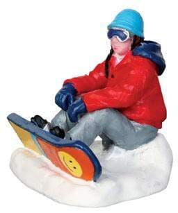 Lemax Figurines Lemax Snowboarding Breather