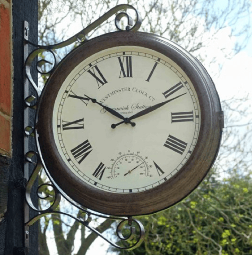 Smart Garden Clocks Smart Garden Greenwich Clock