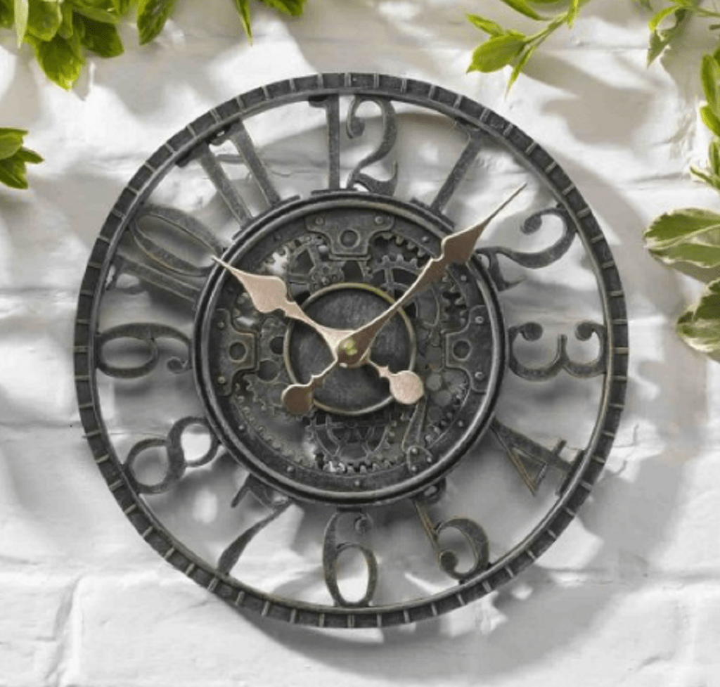 Smart Garden Clocks Verdigris Smart Garden Newby Mechanical