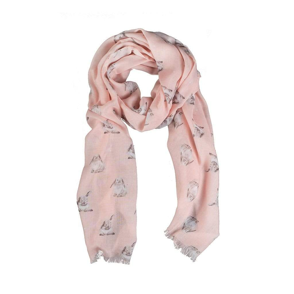 Wrendale Designs Scarf Some Bunny Scarf