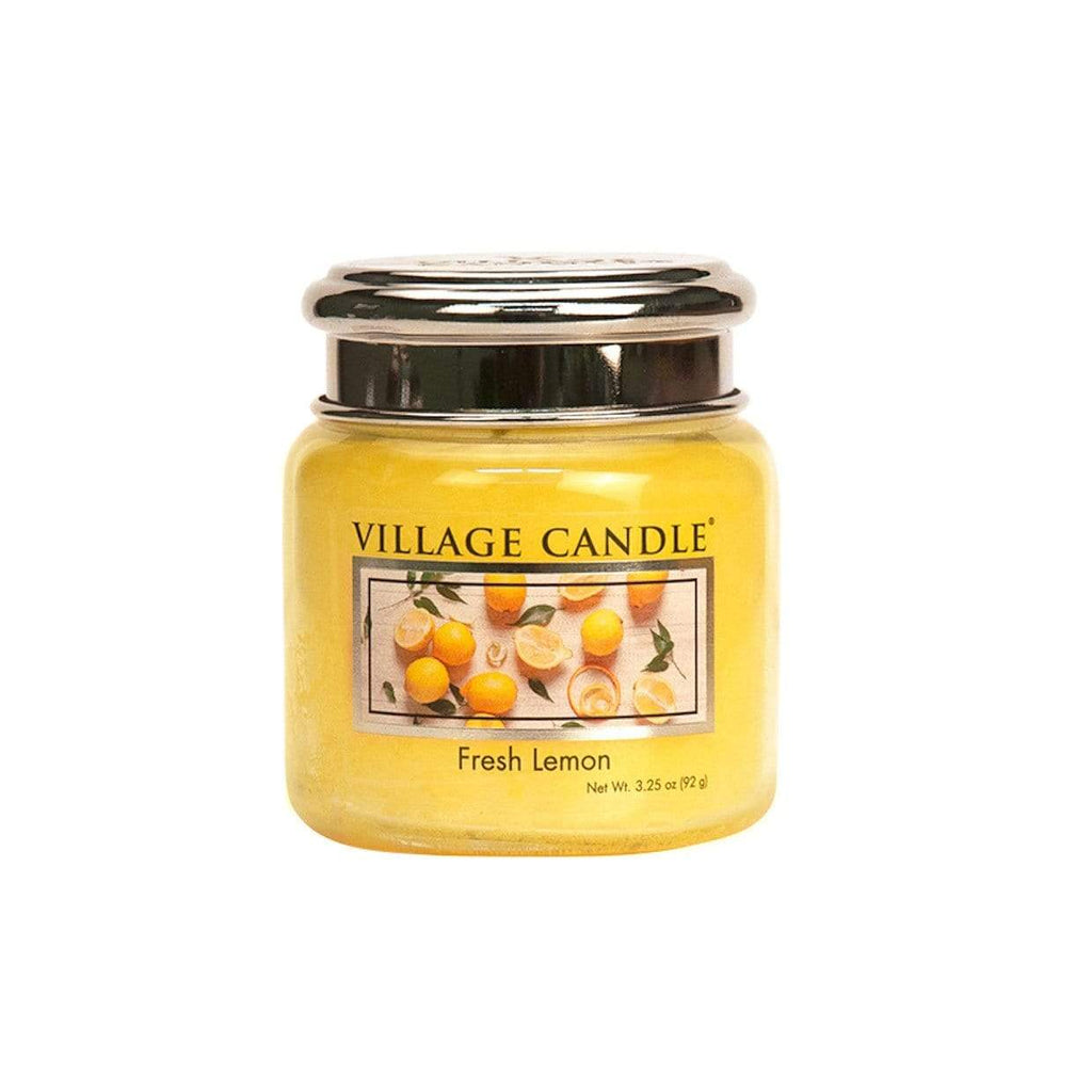 Village Candle Candle Village Candle Jar Fresh Lemon Petite