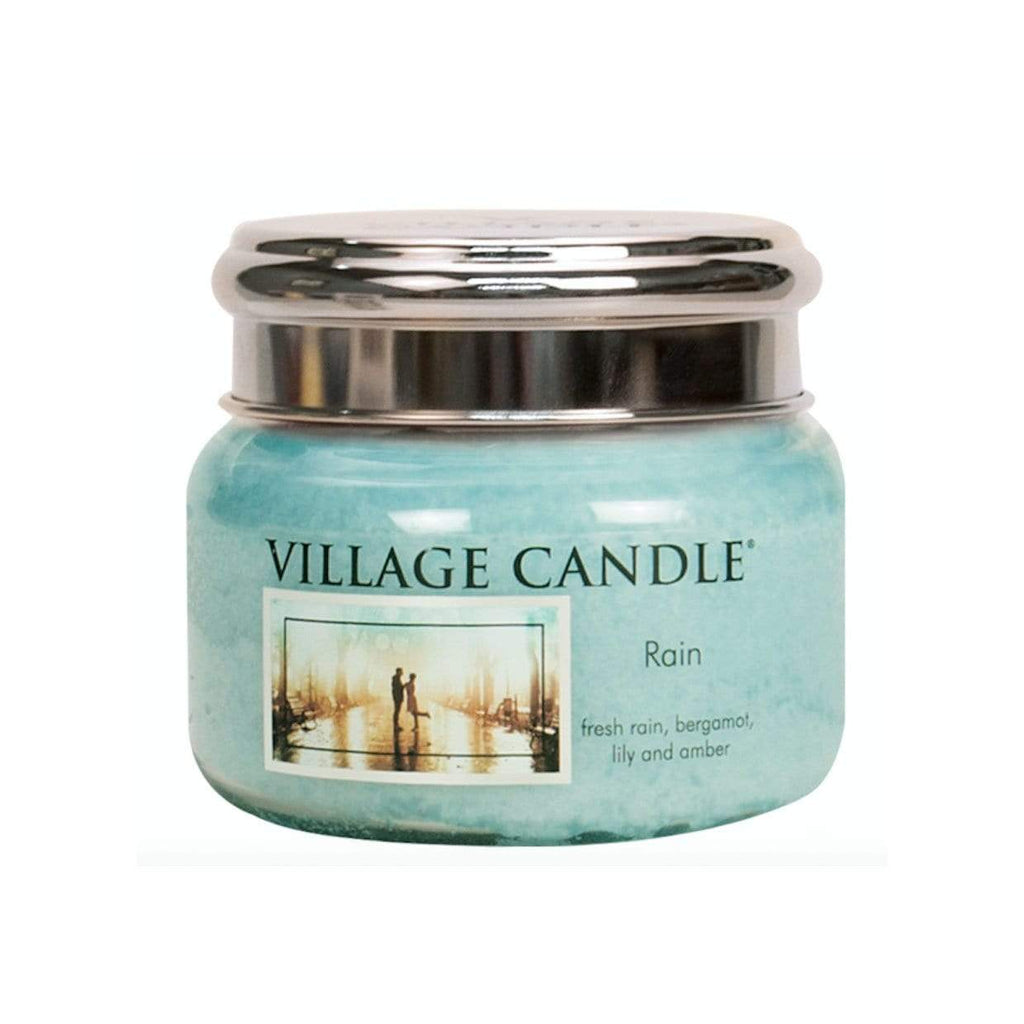 Village Candle Candle Village Candle Jar Rain Small