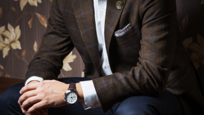"9 Tips: How a Guy Can ""Up His Game"" in Style"