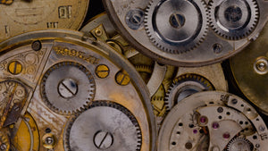 What is a mechanical watch movement?