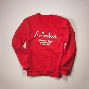 "Roberta's ""Shop"" Sweatshirt"