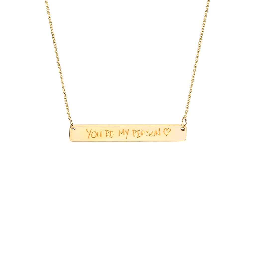 You're my Person - Gold