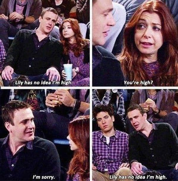 10 Hilarious Moments From How I Met Your Mother