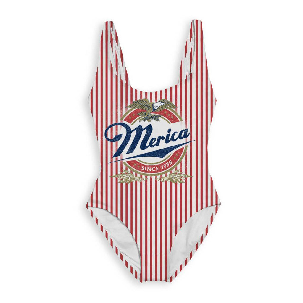 Merica Since 1776 Swimsuit - HighCiti