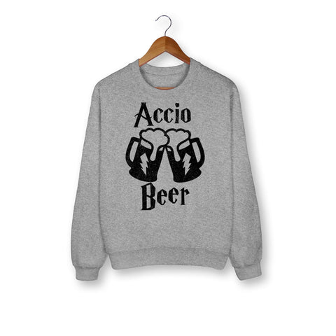 Accio Beer Sweatshirt - HighCiti
