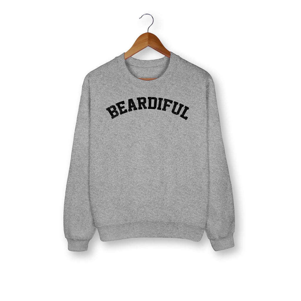 Beardiful Sweatshirt - HighCiti