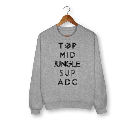 League Of Legends Sweatshirt - HighCiti