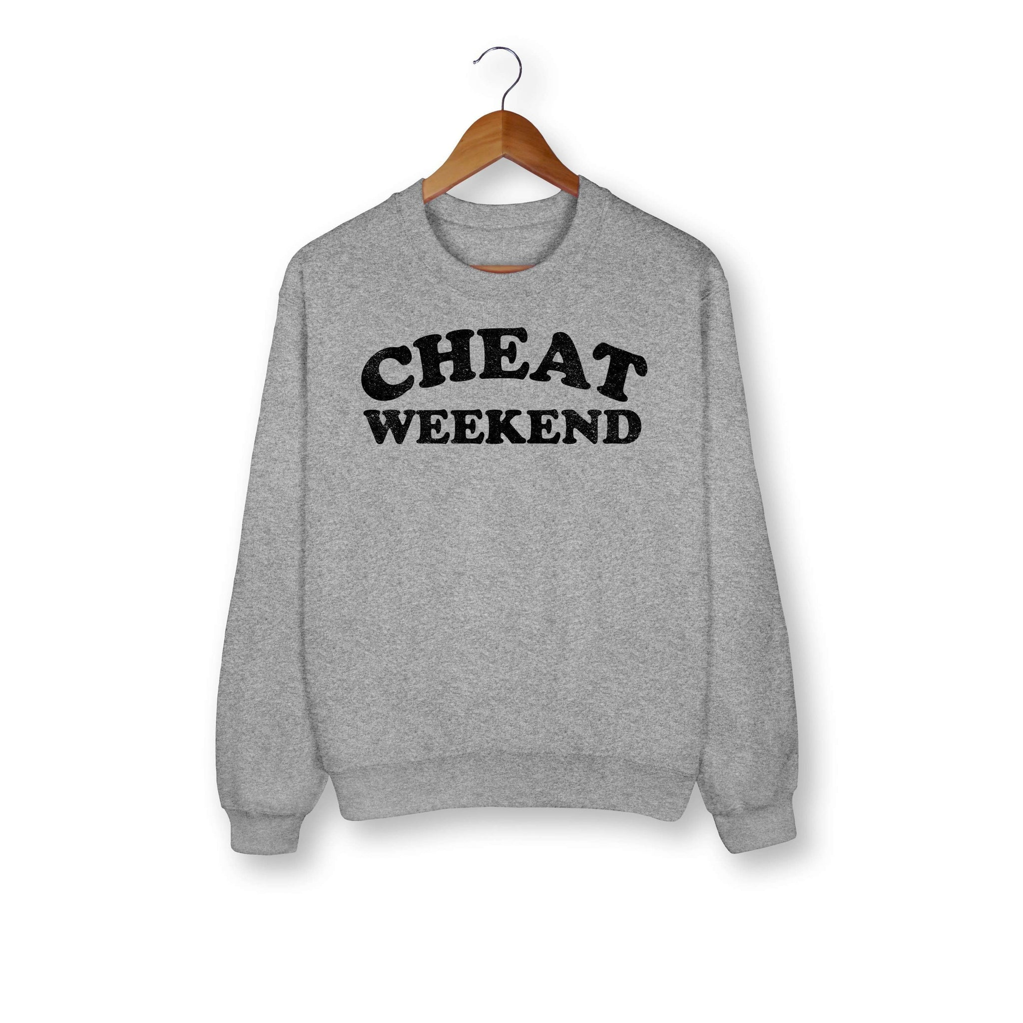 Cheat Weekend Sweatshirt