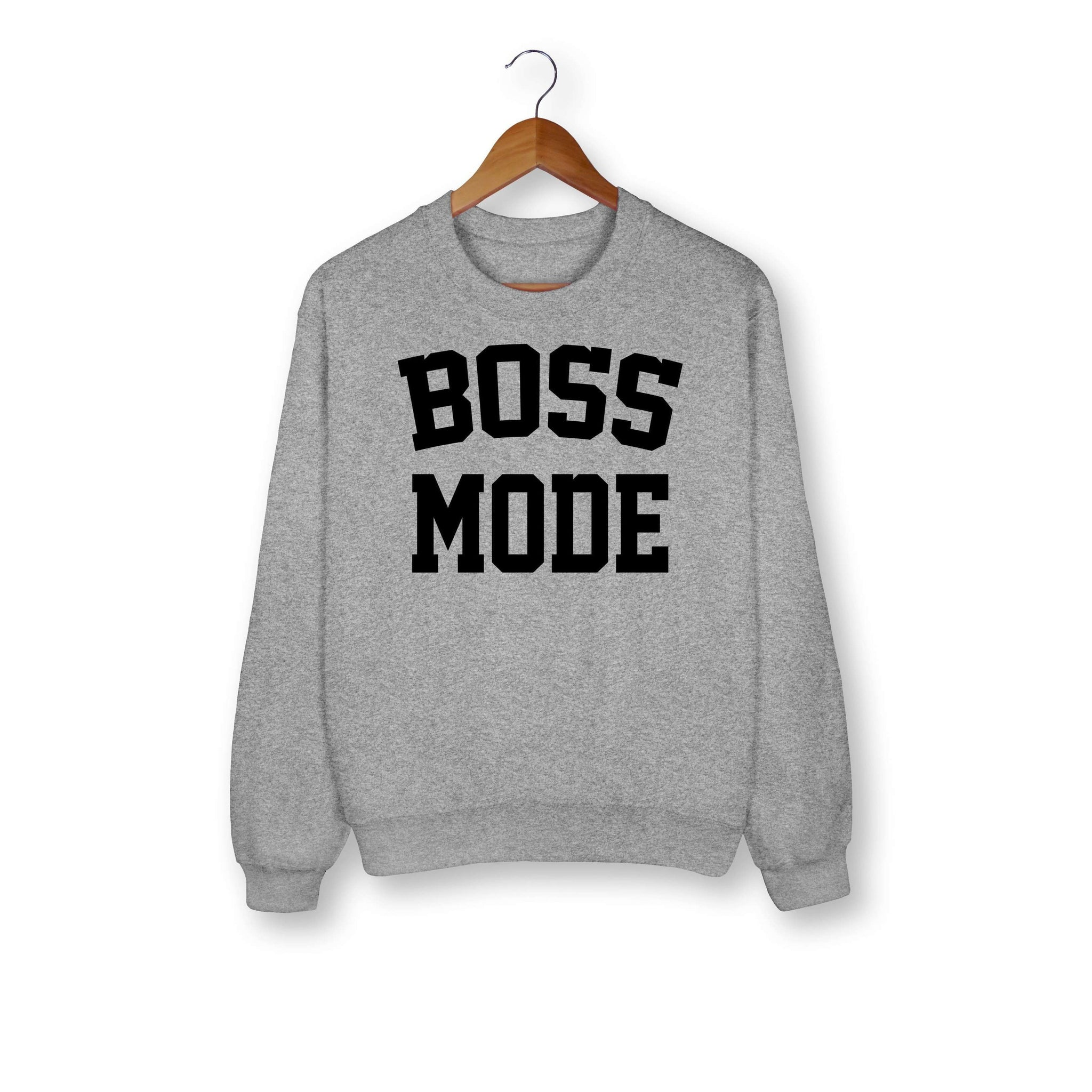 Boss Mode Sweatshirt