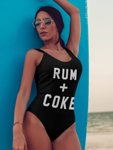 Rum + Coke Swimsuit - HighCiti
